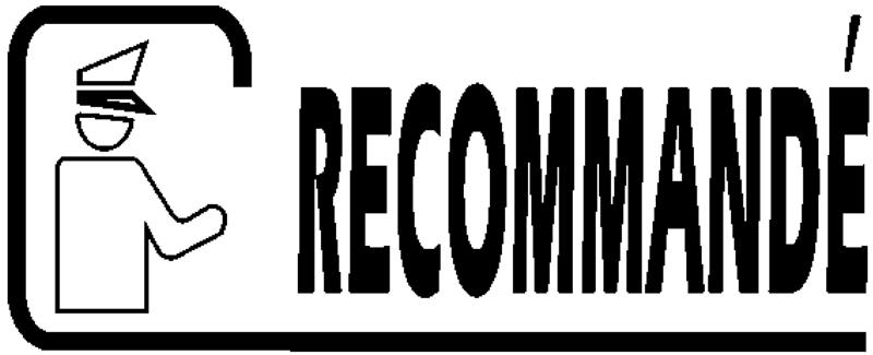 Printer 30 Formule  RECOMMANDÉ